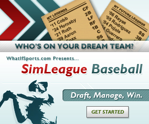 SimLeague Baseball
