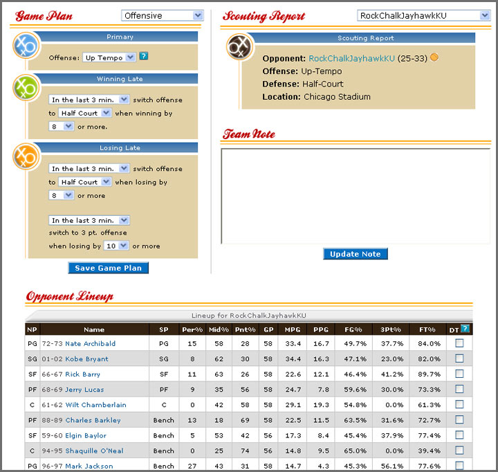 Hockey Roster Template - Apigram.Com