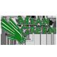 Mean Green emblem