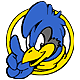 Fightin' Blue Hens emblem