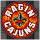 Ragin' Cajuns emblem